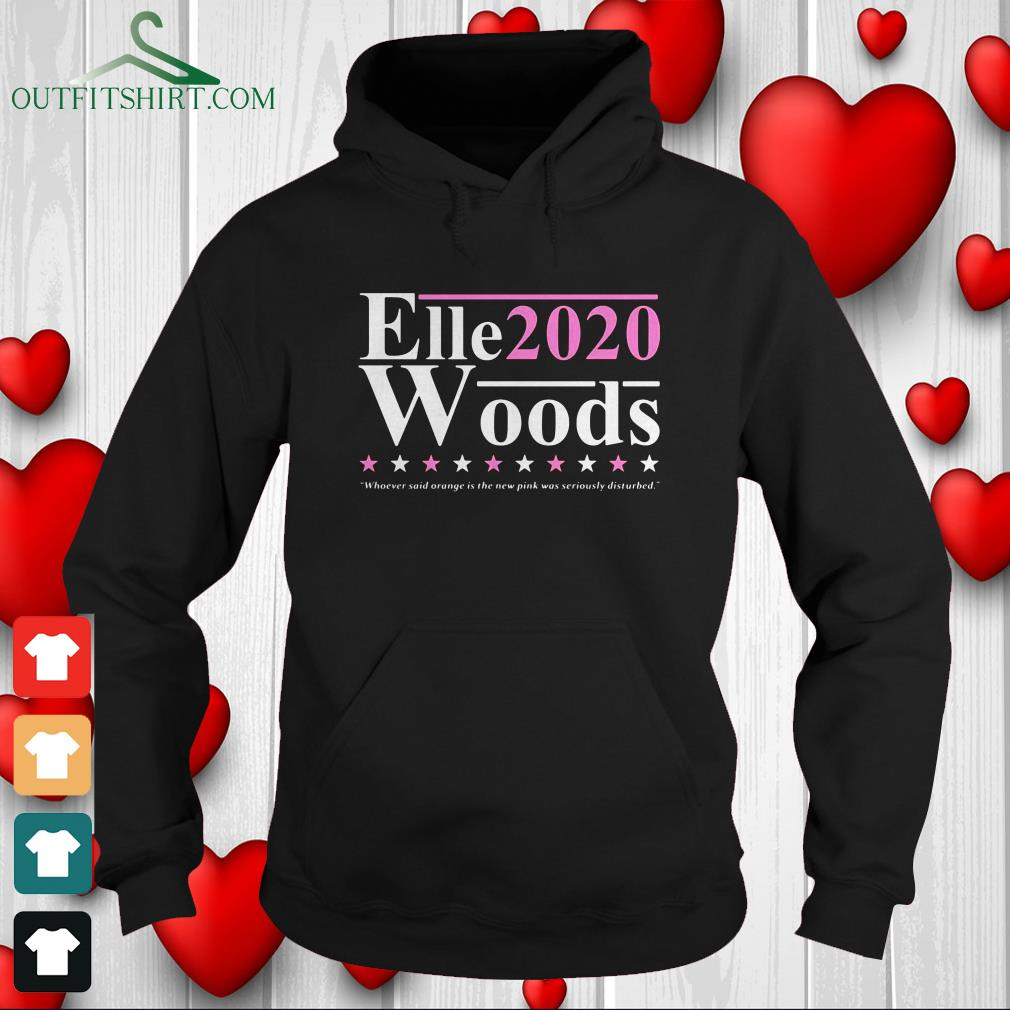 elle woods 2020 election sweater