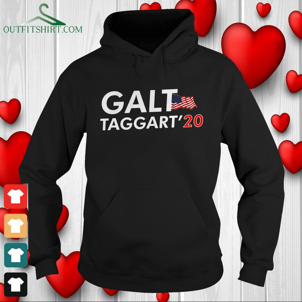 galt taggart 2020 election sweater
