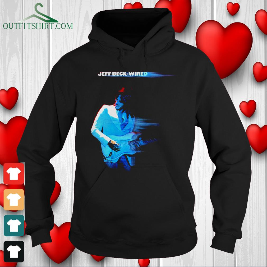 jeff beck wired sweater