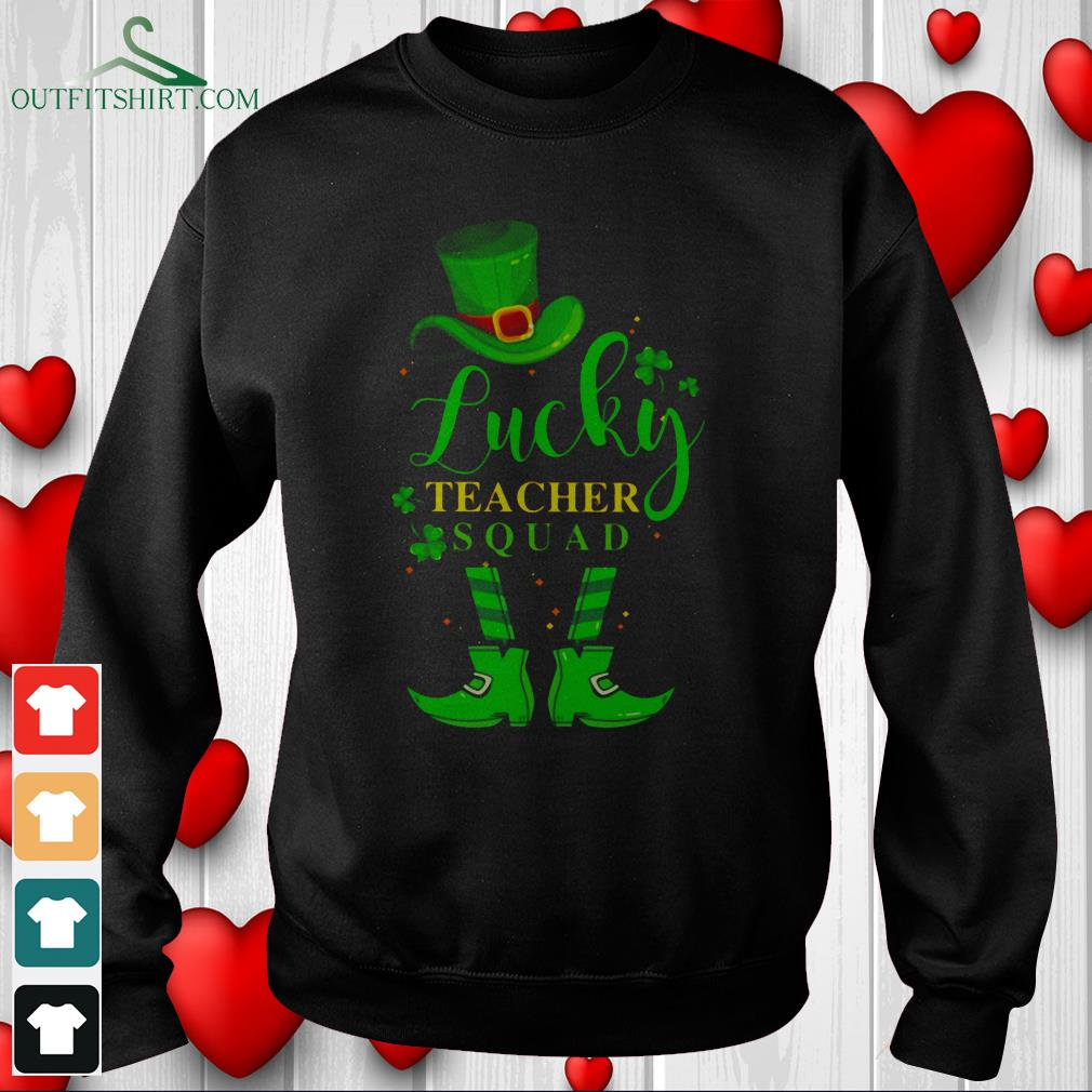 lucky teacher with pretty eyes and thick thighs hoodie