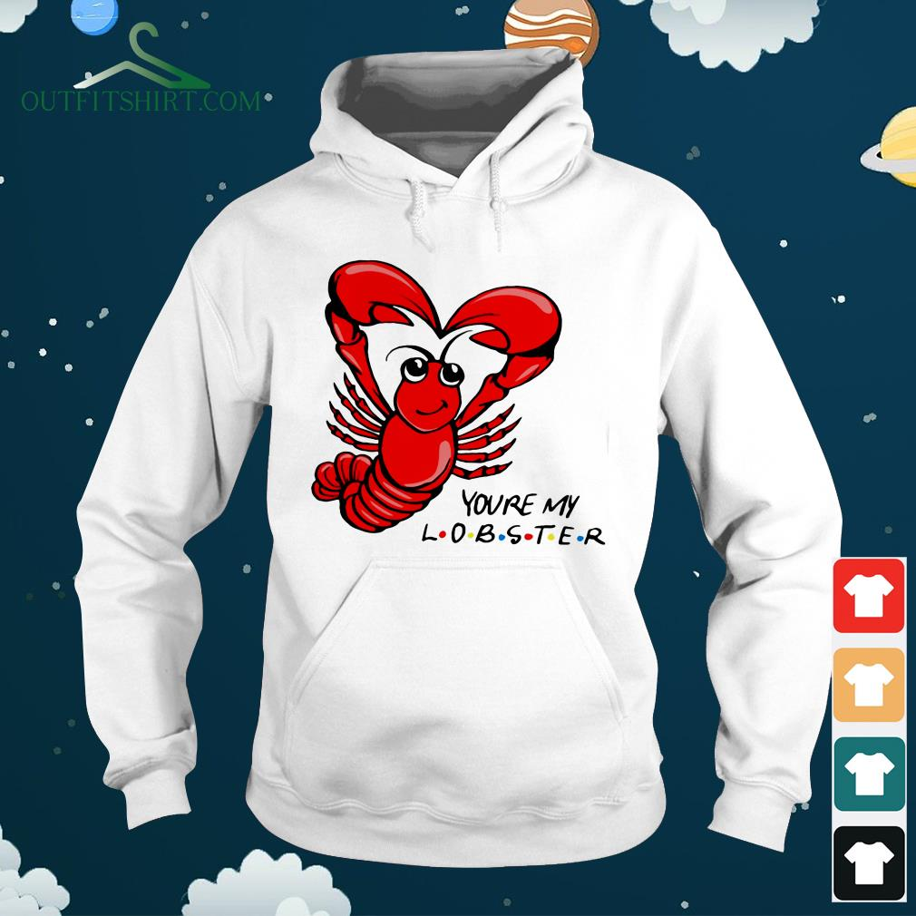 official youre my lobster sweater