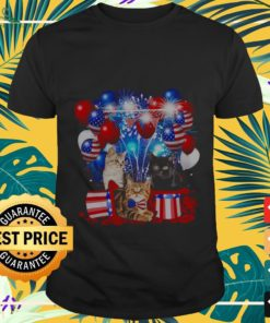 Fireworks Independence Day 4th of July shirt