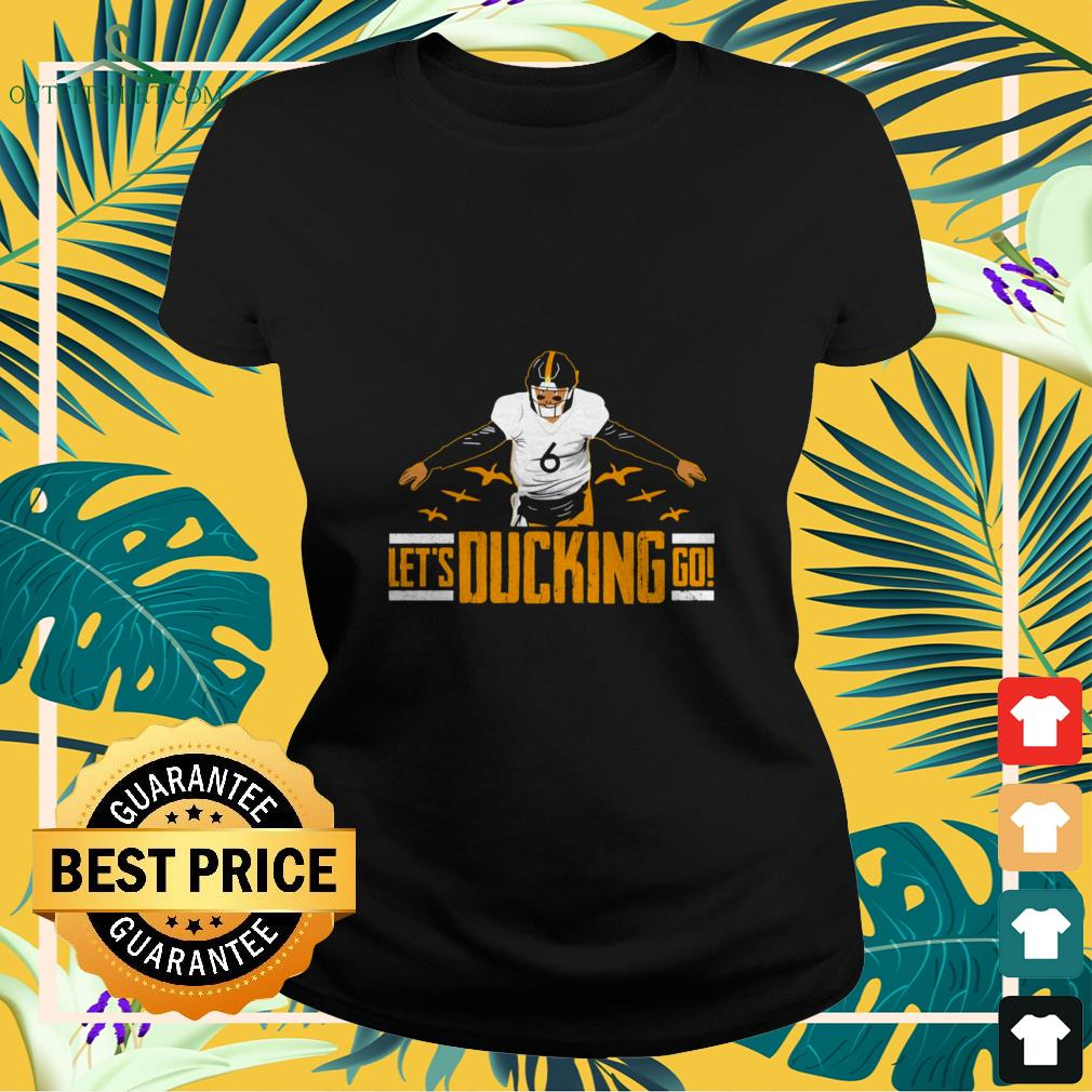 official devlin hodges lets ducking go Ladies tee