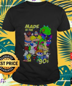 Made in the '90s Nickelodeon shirt