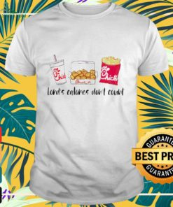 Lord's calories don't count shirt