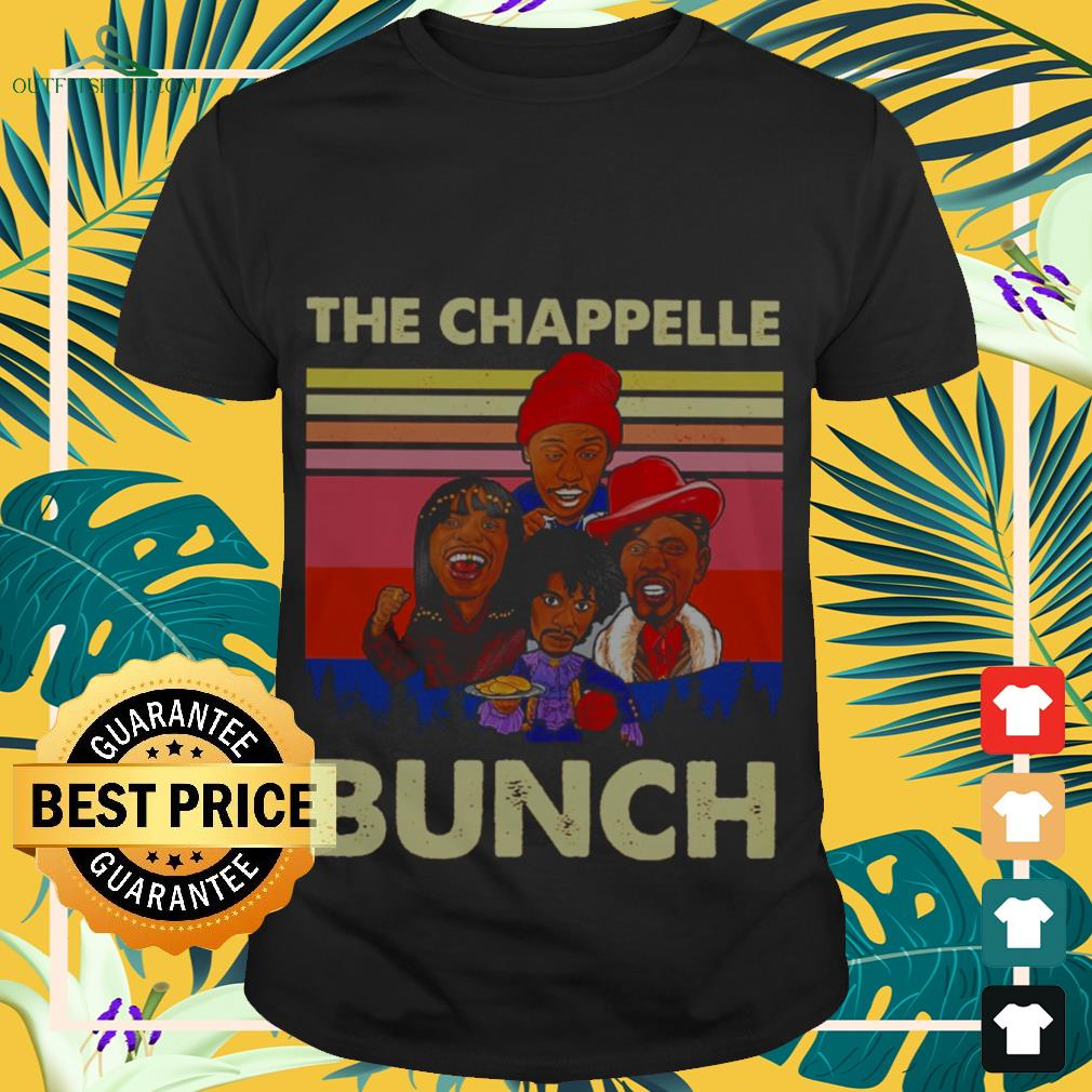 The chappelle bunch dave bunch vintage shirt