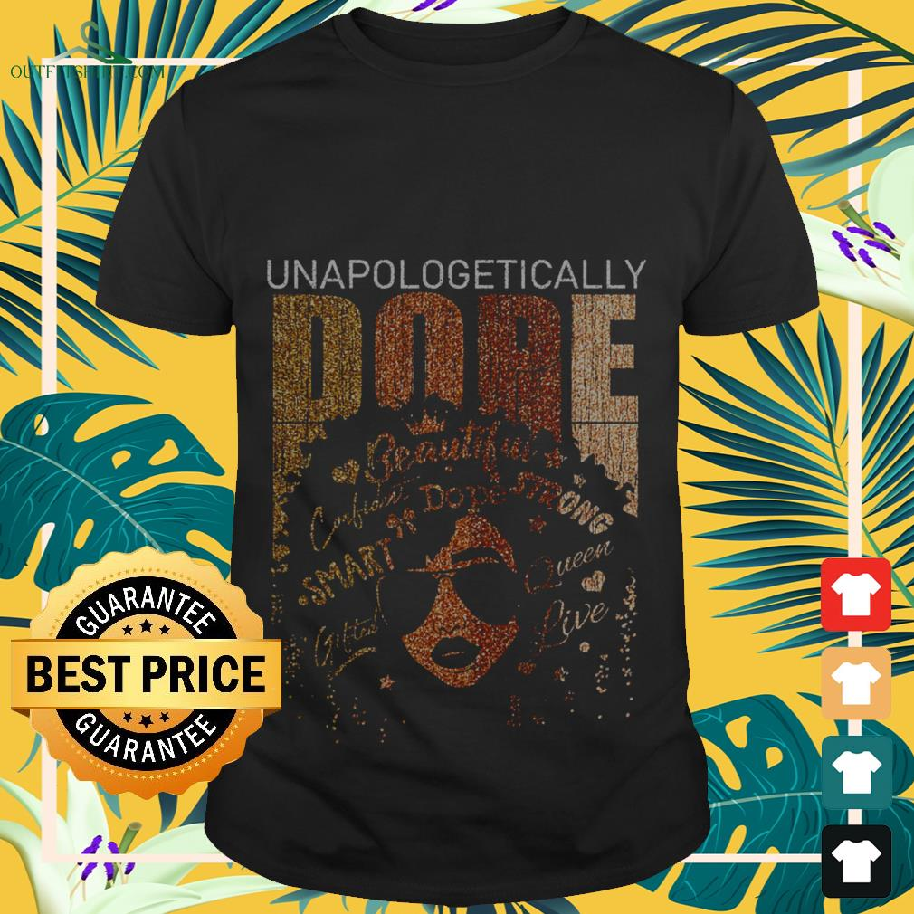 Unapologetically Bore to shirt