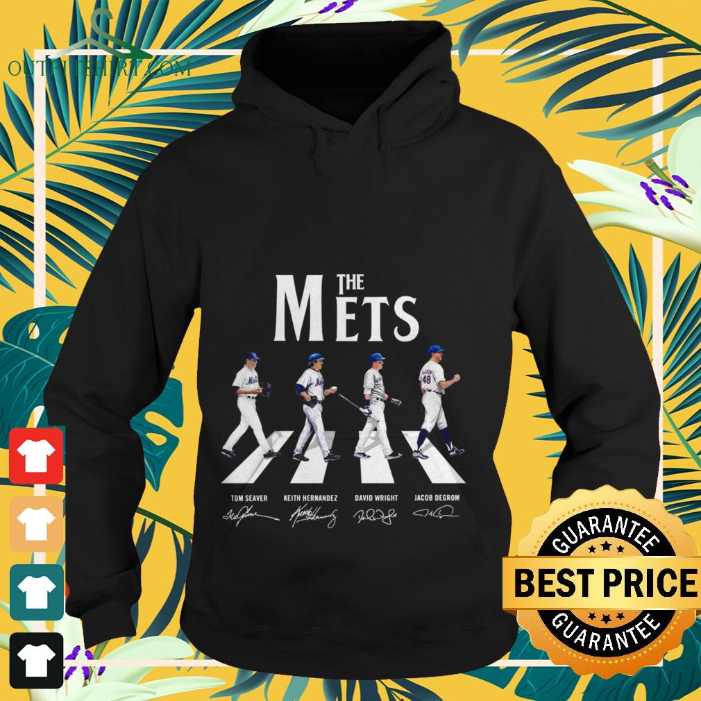 The mets abbey road signature Hoodie