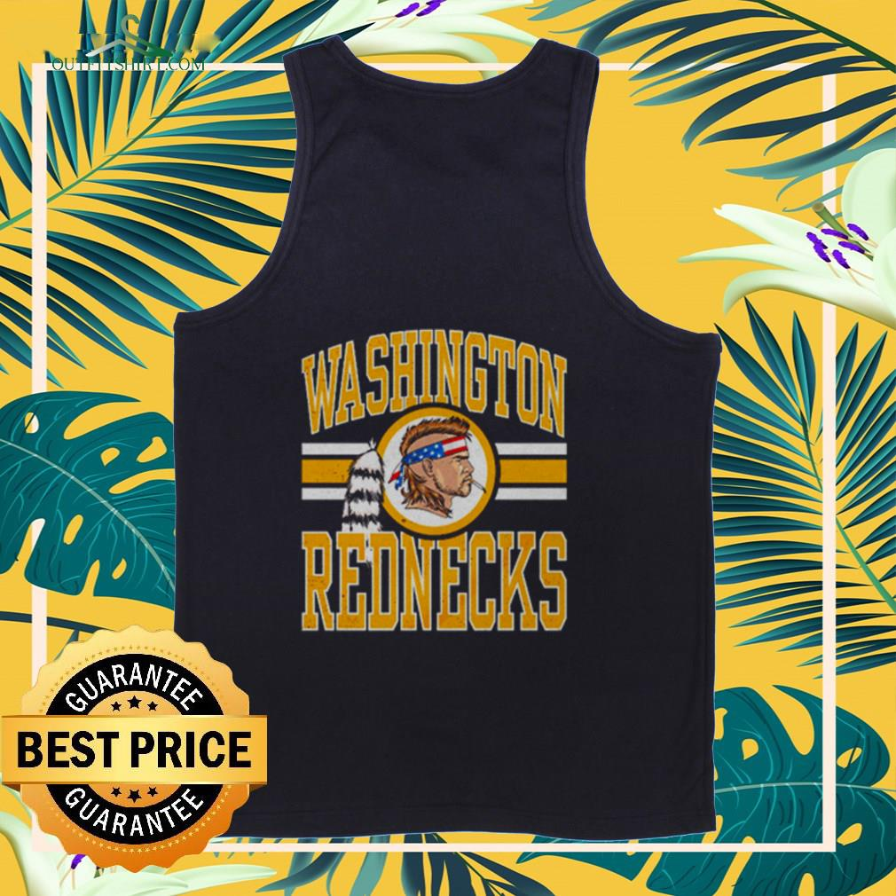 Washington redecks Tank-top