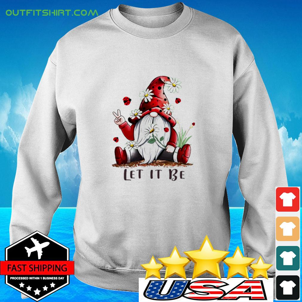 Gnome Let It Be sweater