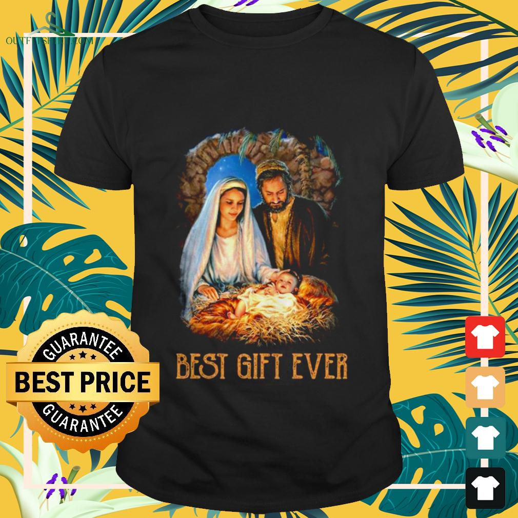 Jesus best gift ever t-shirt
