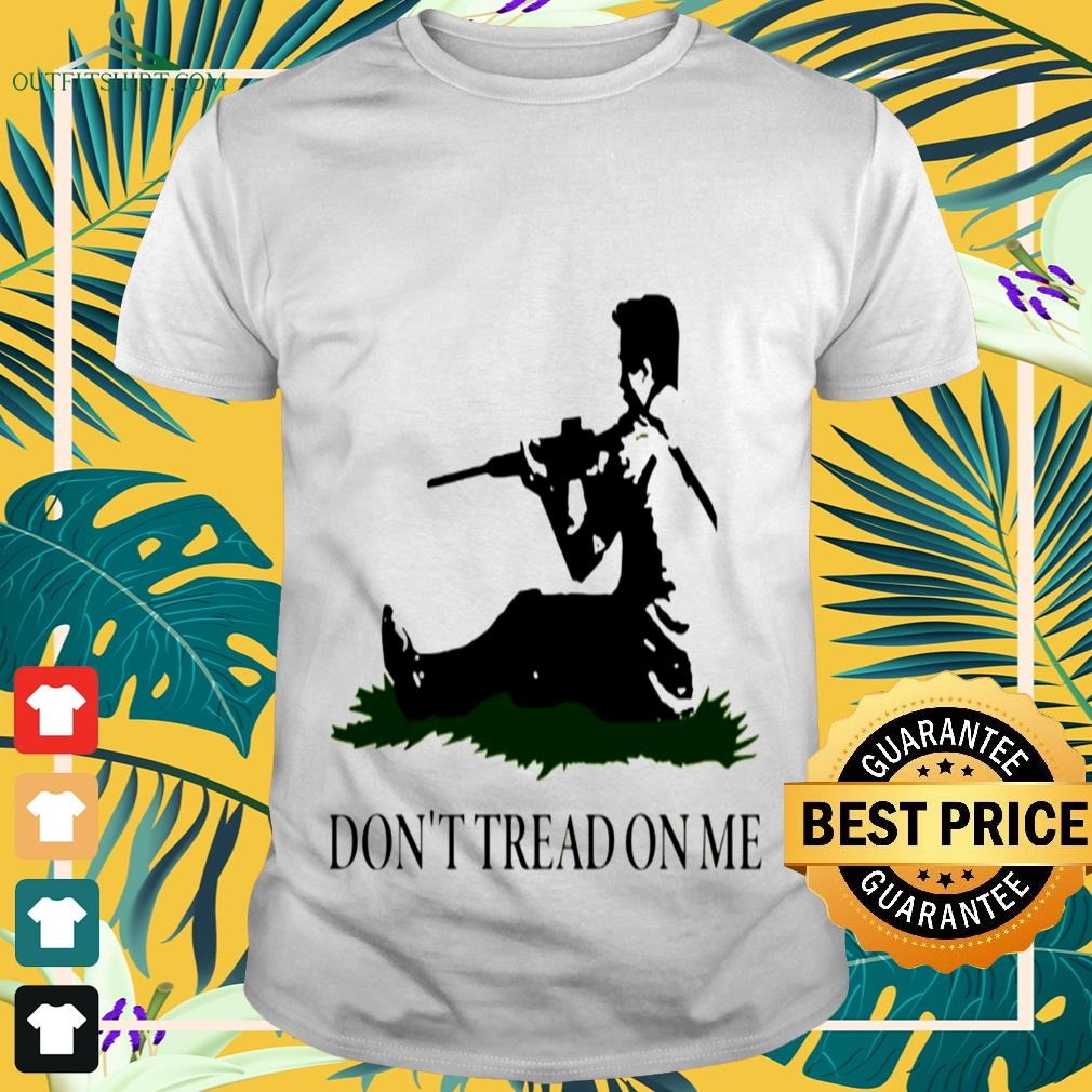 Kyle Rittenhouse Don't Tread on me shirt