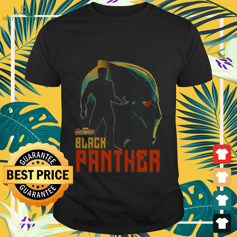 Official Chadwick Boseman Black Panther t-shirt