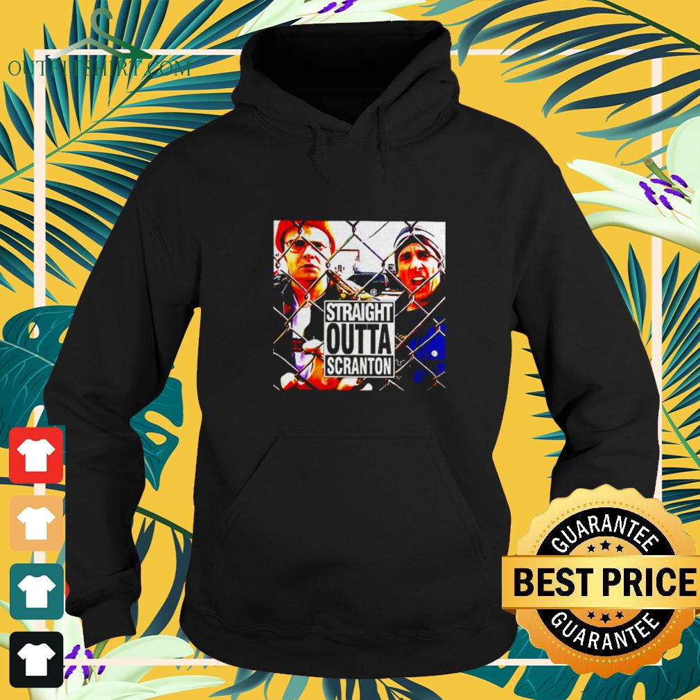 Official Straight outta scranton hoodie