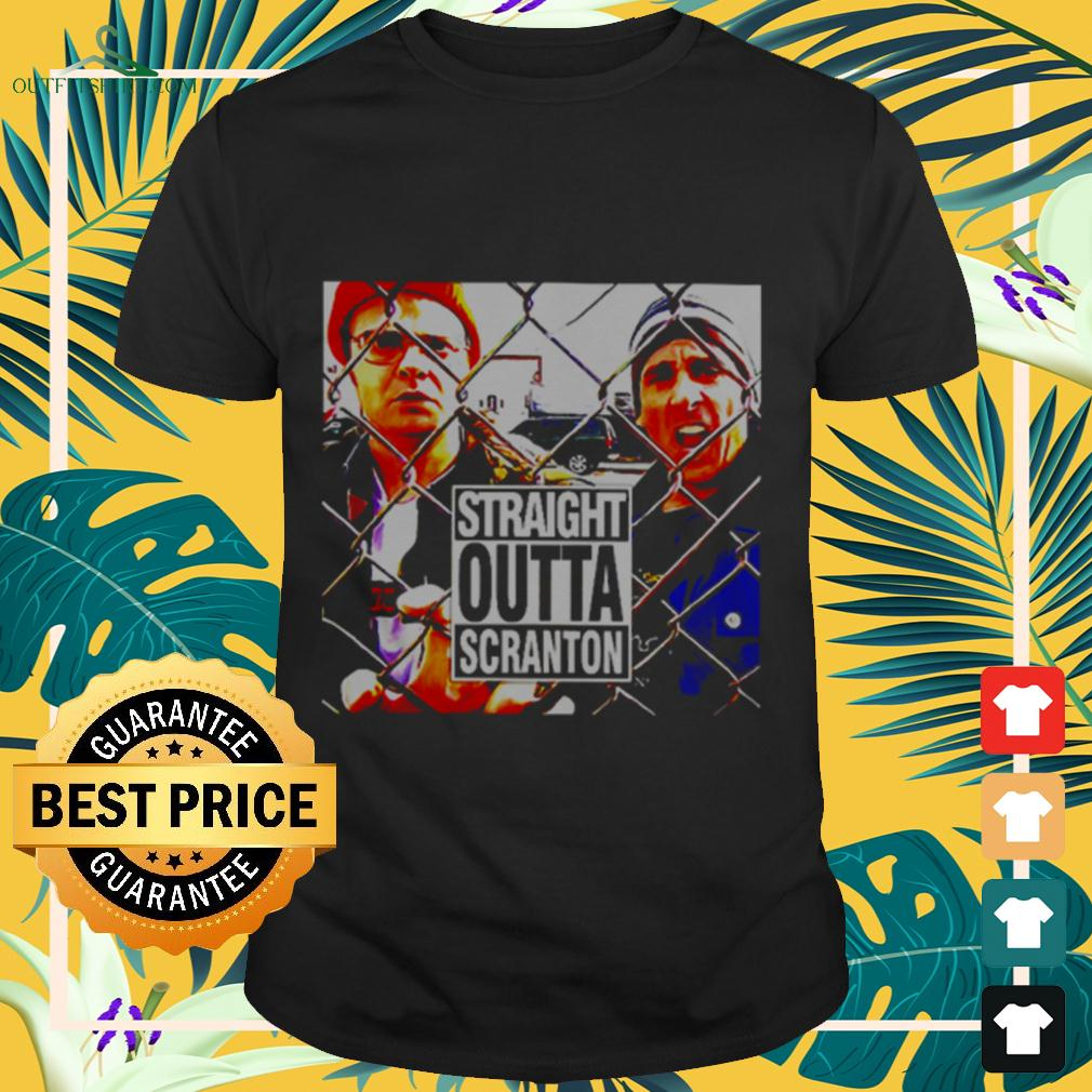Official Straight outta scranton t-shirt