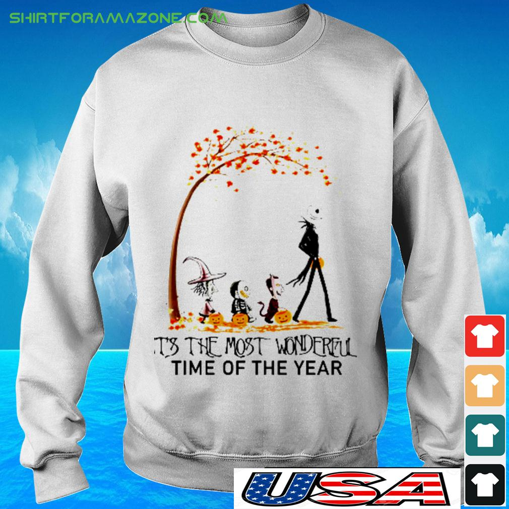 Skellingotn Halooween It's the most wonderful time of the year sweater