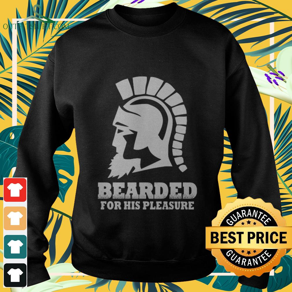 Sparta bearded for his pleasure sweater