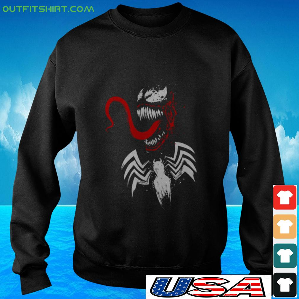 Spiderman Venom sweater
