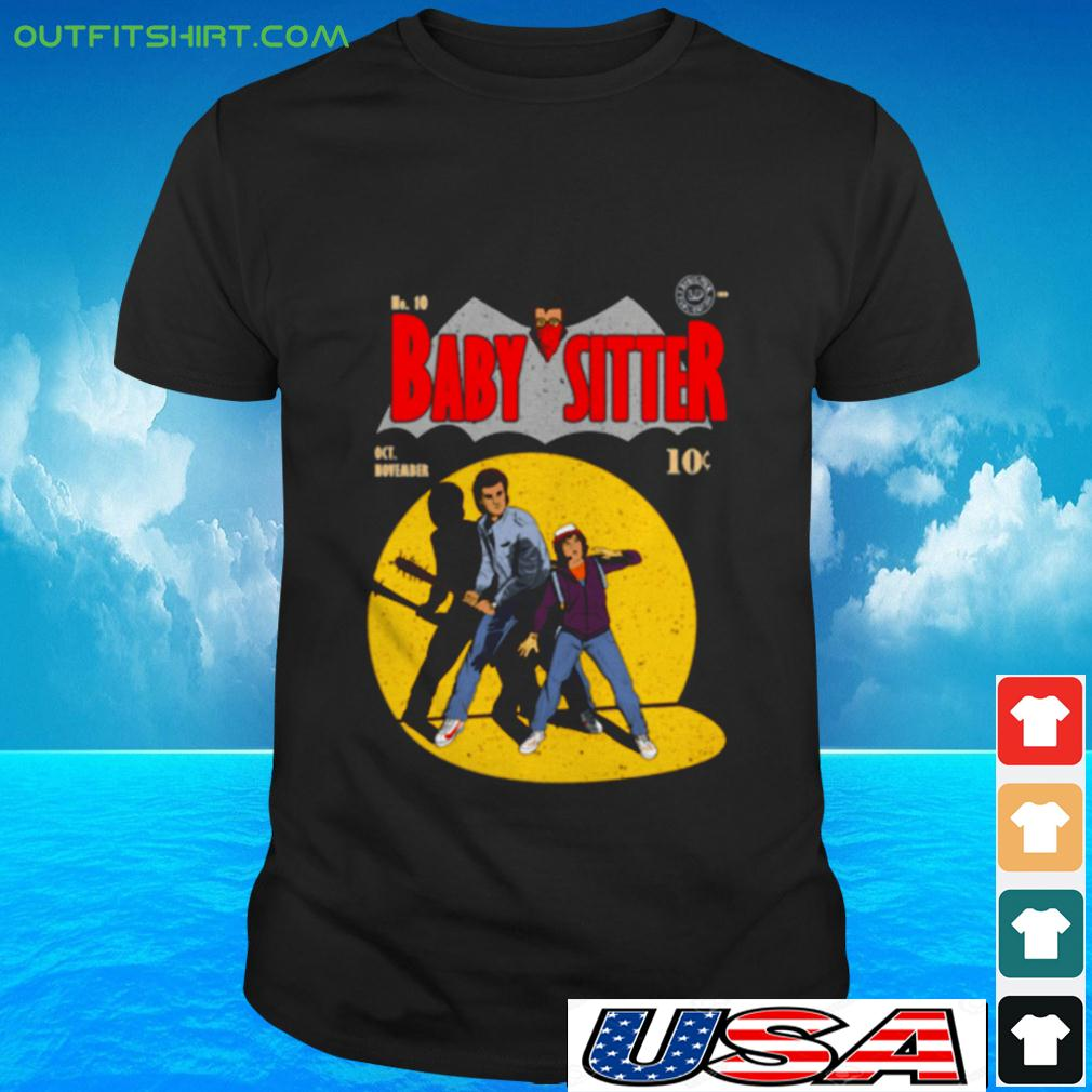 The Baby Sitter t-shirt
