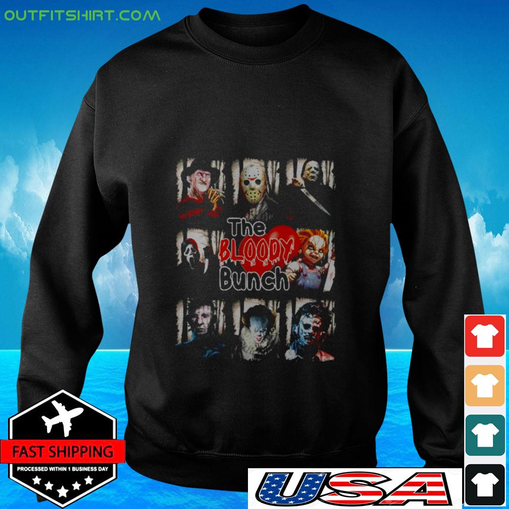 The bloody bunch sweater