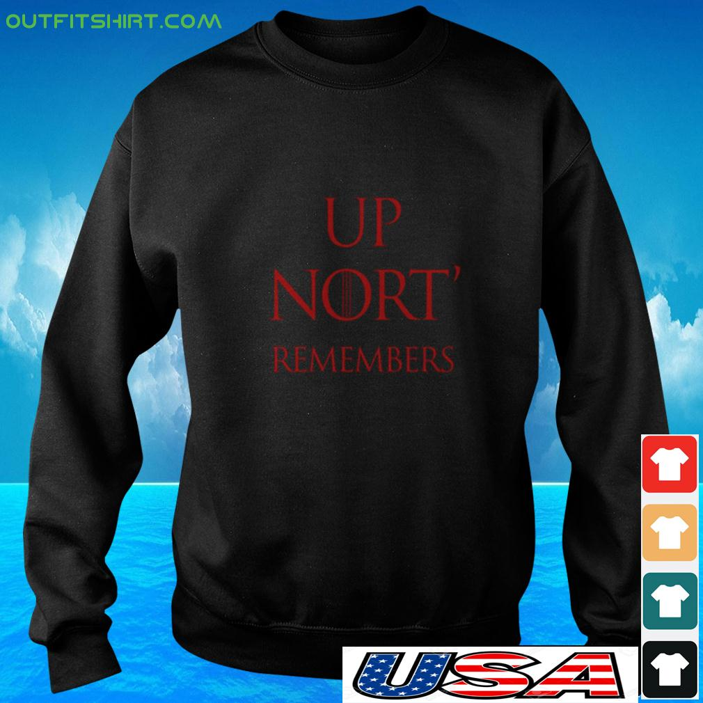 Up Nort' remembers sweater