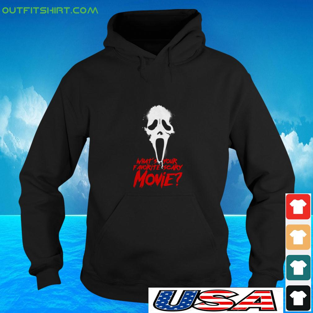 What's your favorite scary movie hoodie