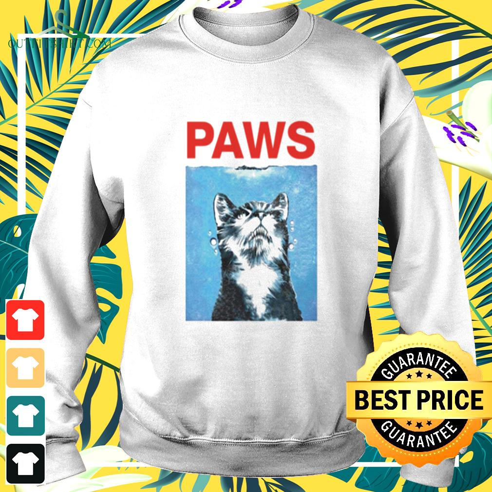 Tony Gonsolin Cat Paws sweater
