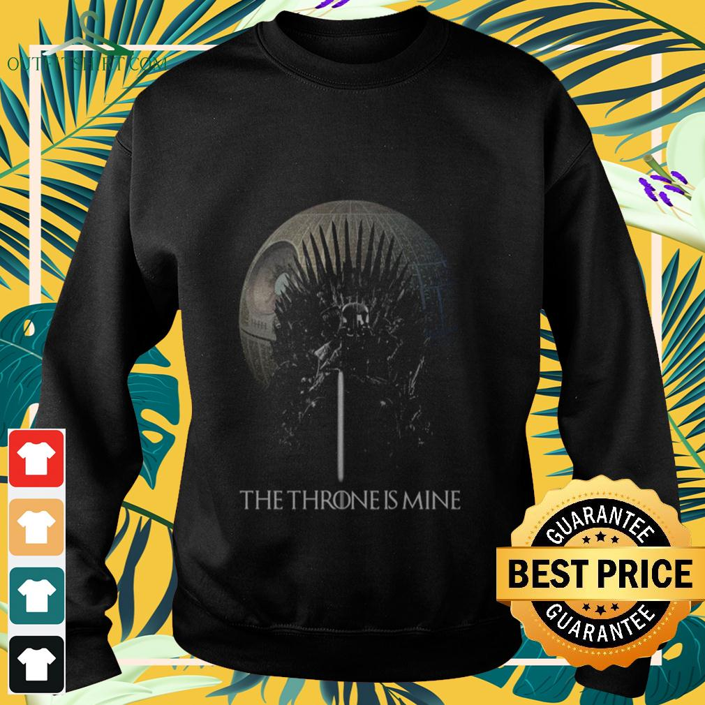 Darth Vader the Throne is mine sweater
