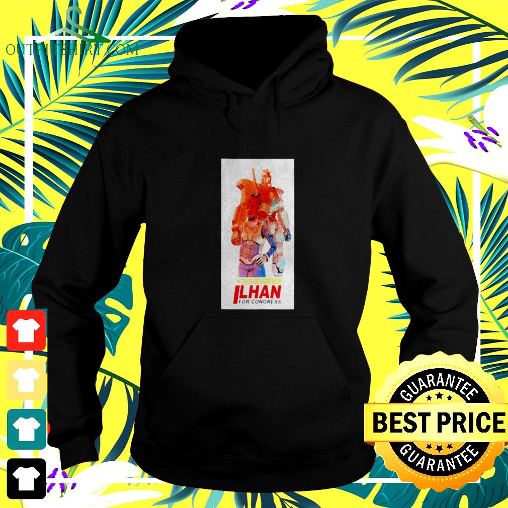 Ilhan Omar for Congress hoodie