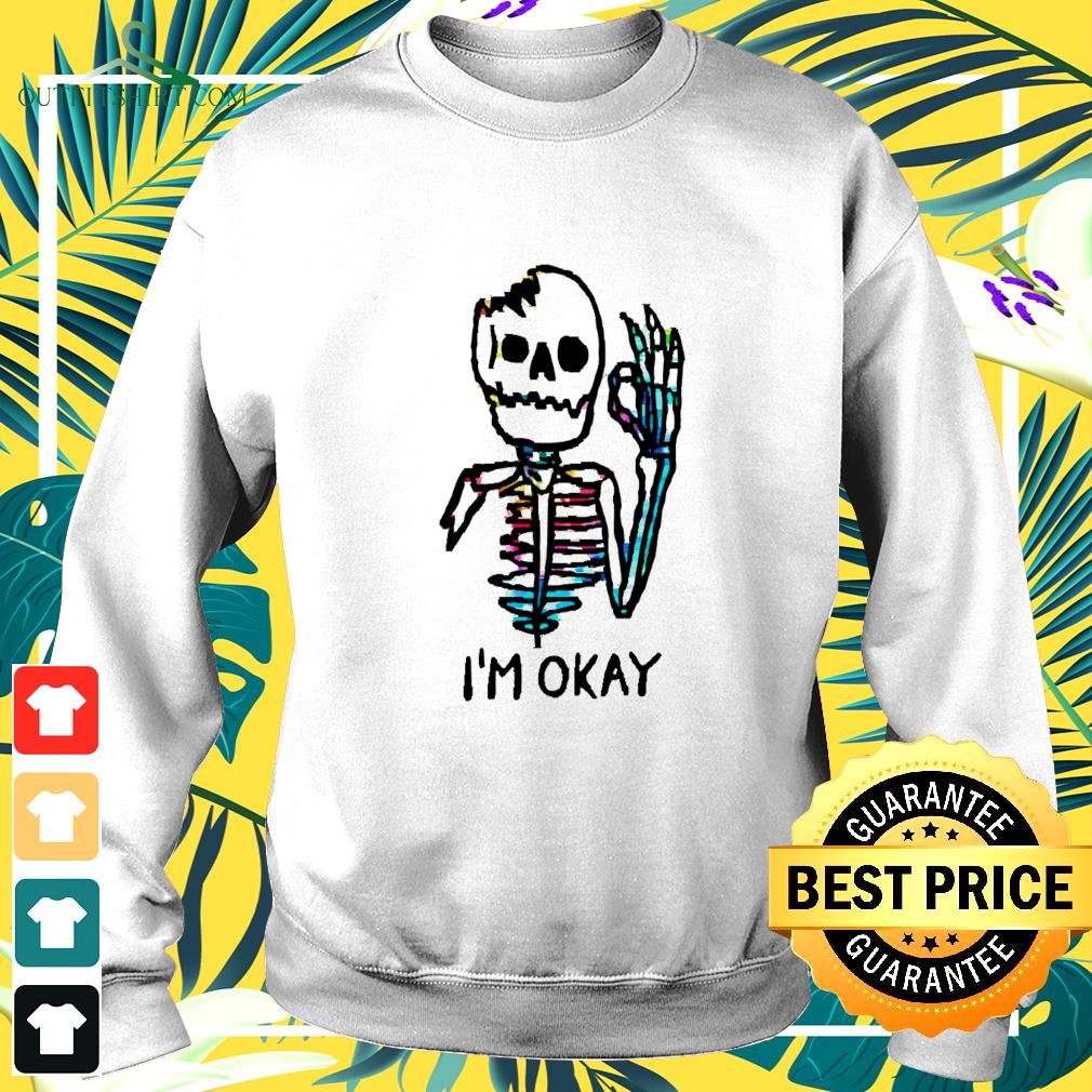 I'm okay sweater