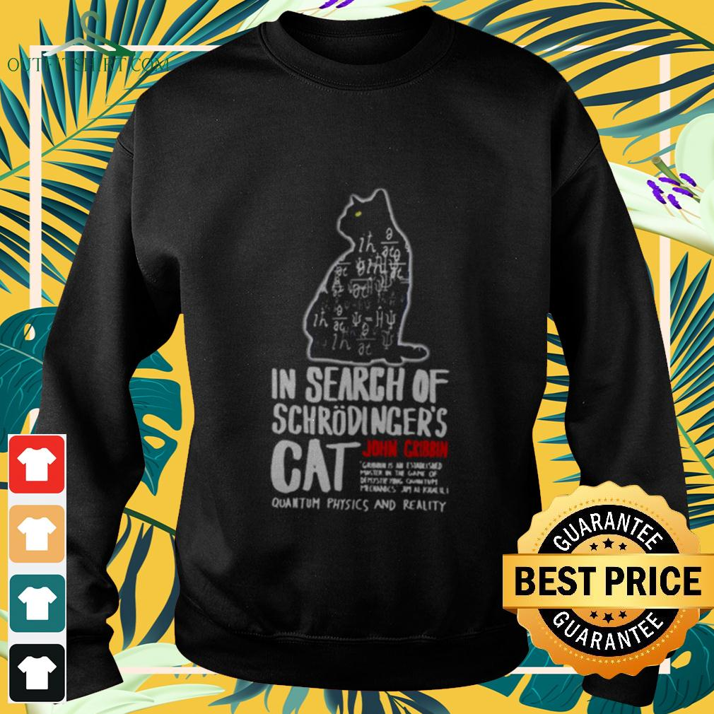 In search of schrodinger's cat john cribbin quantum physics and reality sweater