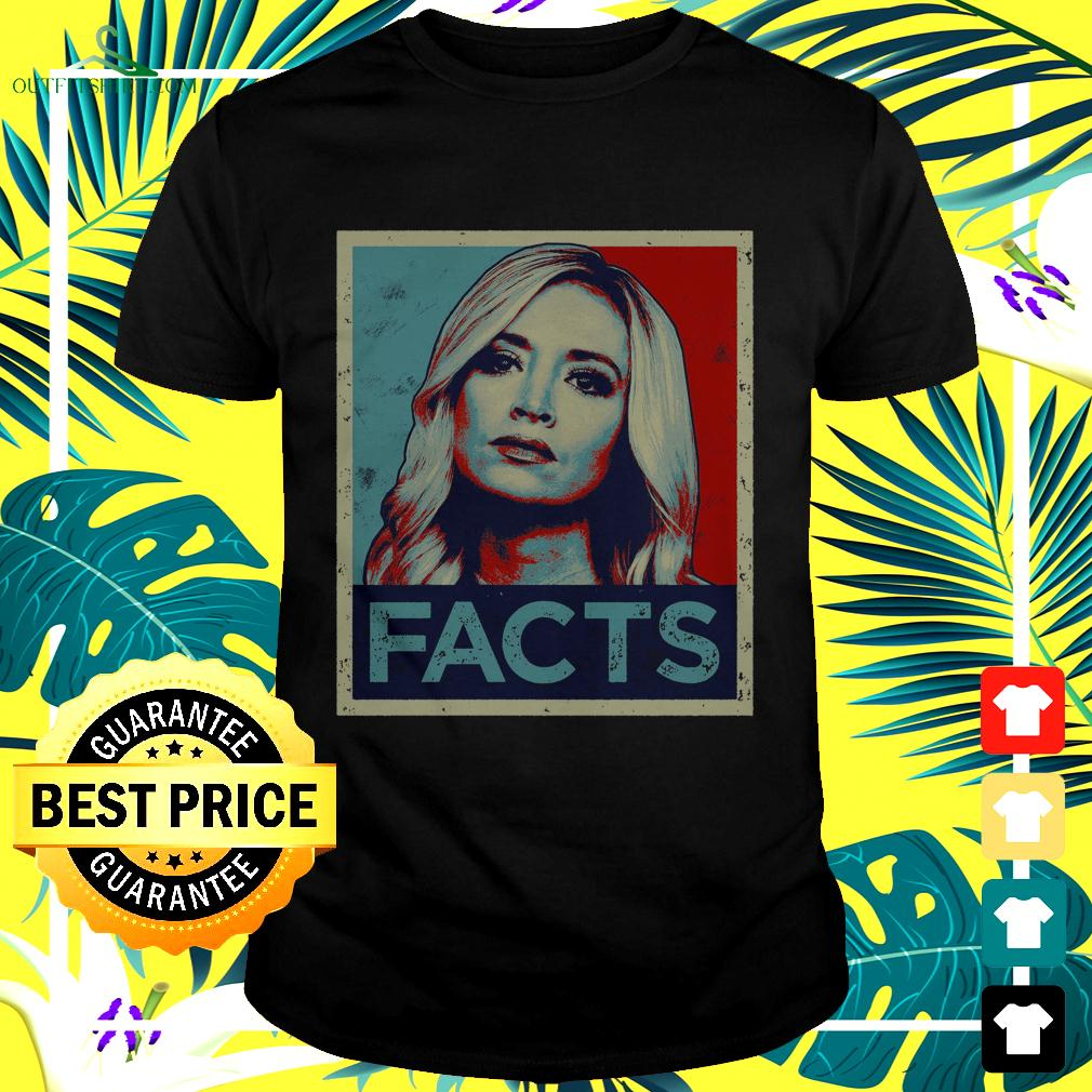 Kayleigh McEnany Facts vintage t-shirt