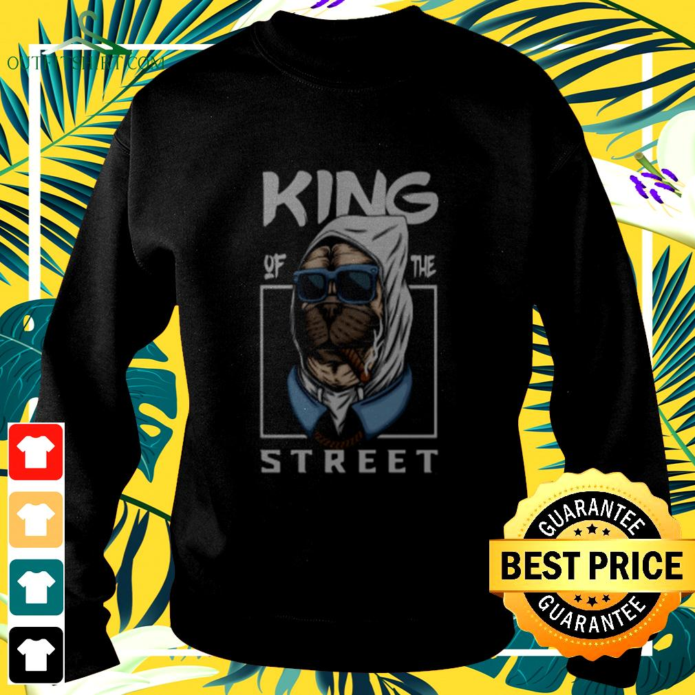 King of the street sweater
