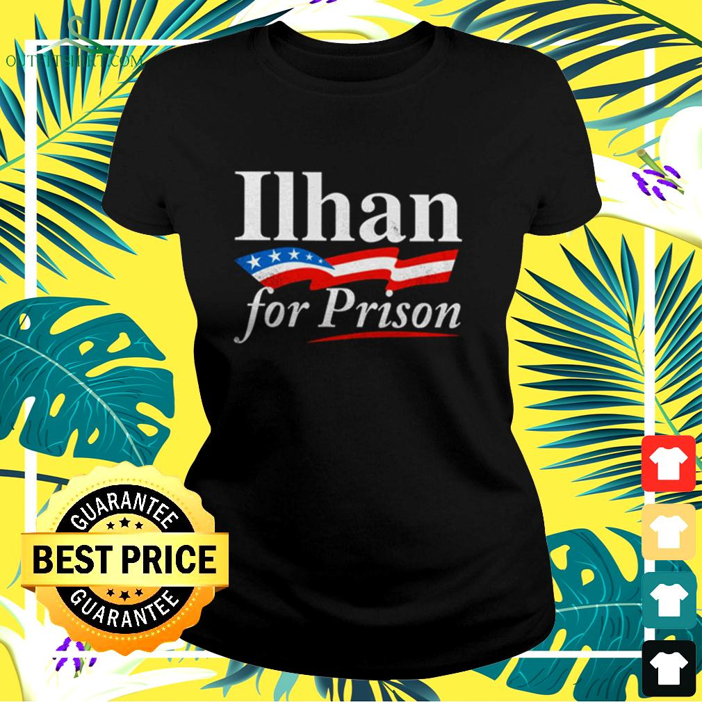 lhan For Prison ladies-tee