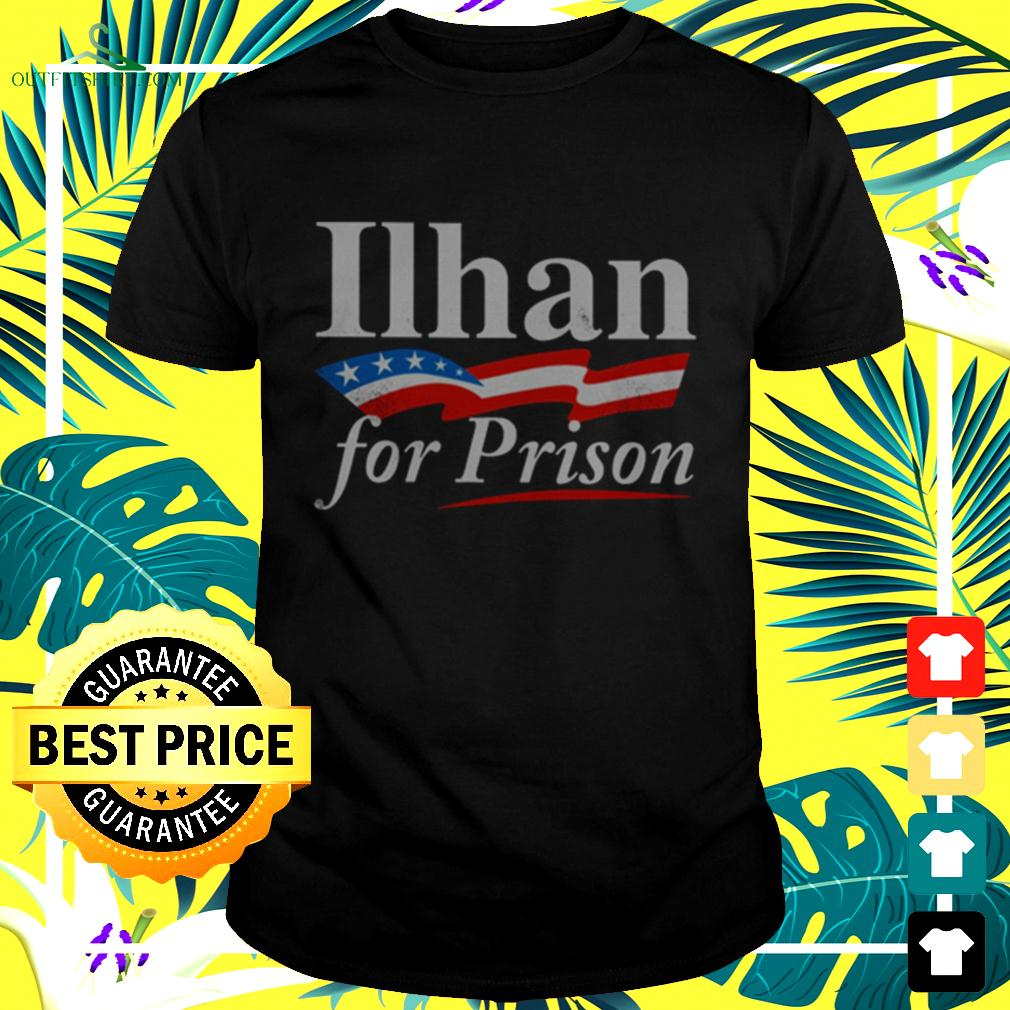 lhan For Prison t-shirt