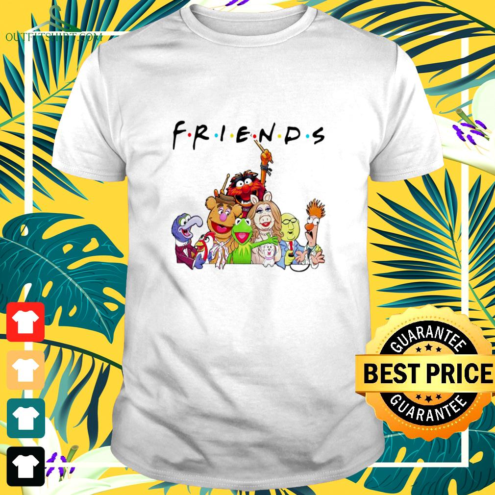Muppet Friends t-shirt