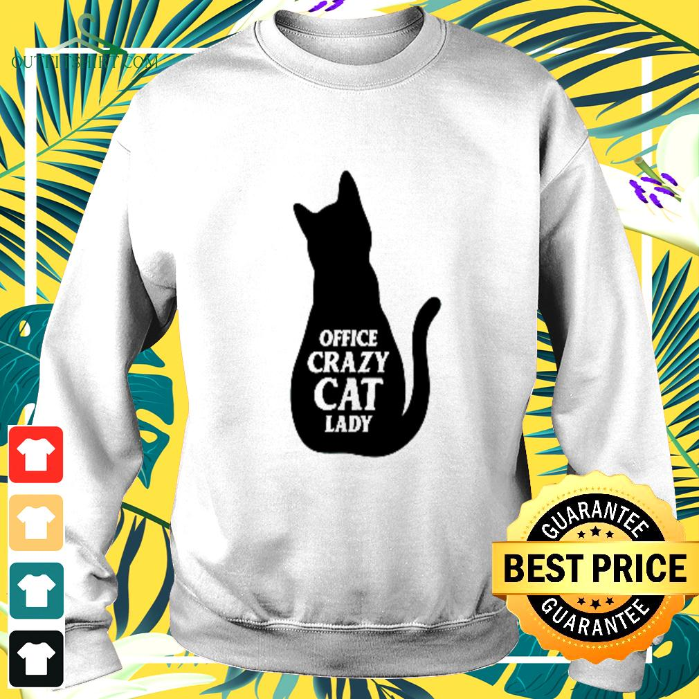 Office crazy cat lady sweater