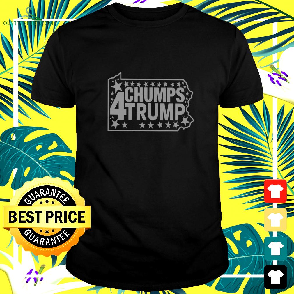 PA Chumps For Trump t-shirt