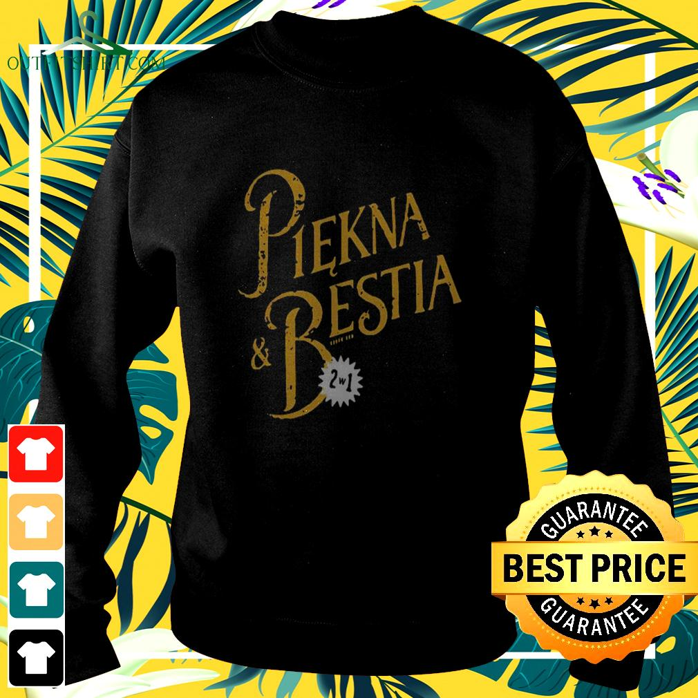Piekna and Bestia 2 w 1 sweater
