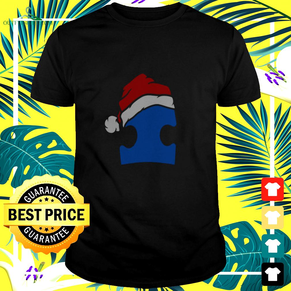 Holiday Christmas Puzzle Piece t-shirt