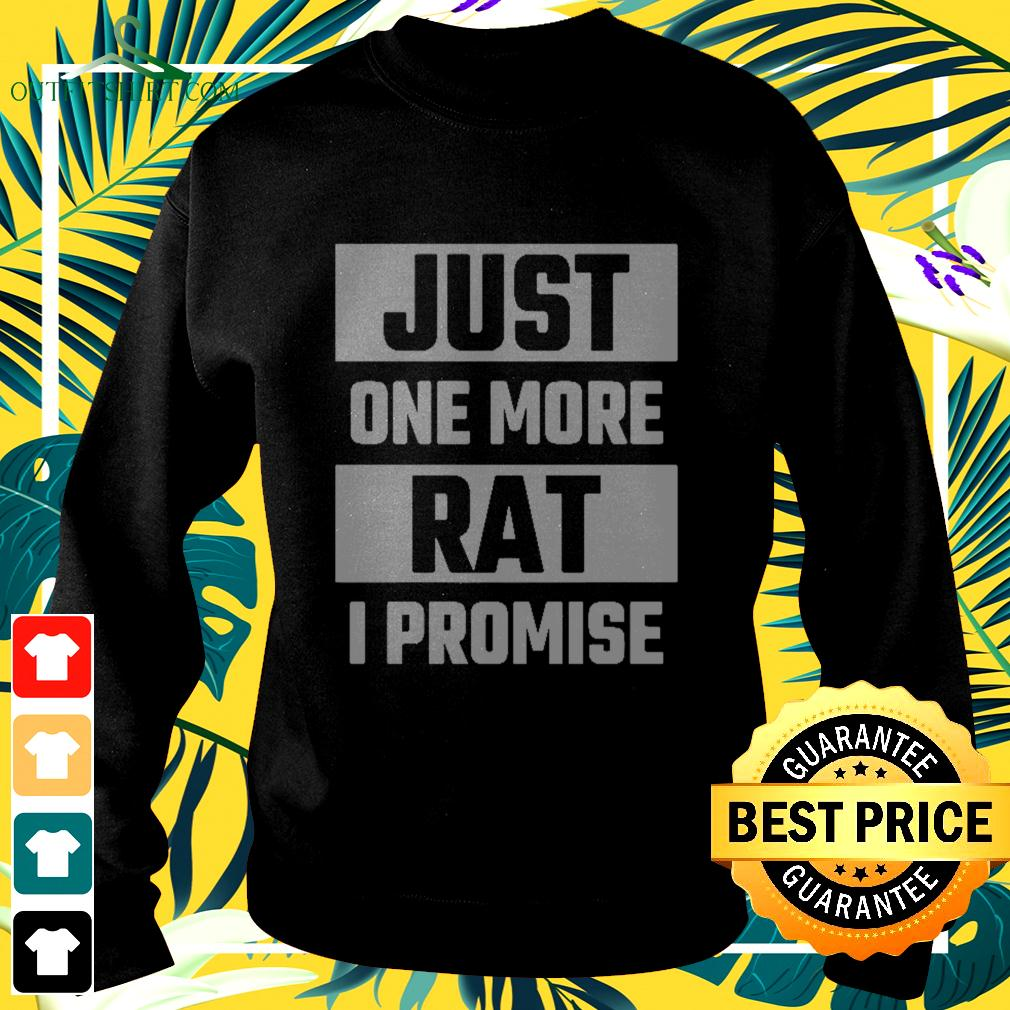 Just one more Rat I promise  sweater