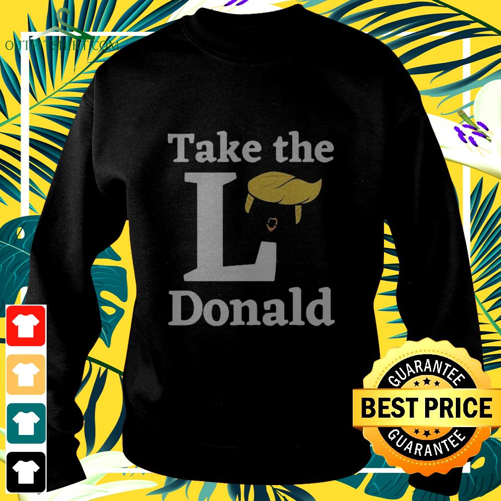 Take the L Donald sweater
