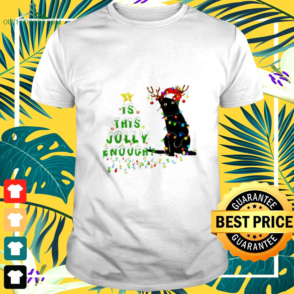 Is This Jolly Enough Merry Christmas Tree t-shirt