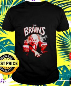 Izombie brains and beauty t-shirt