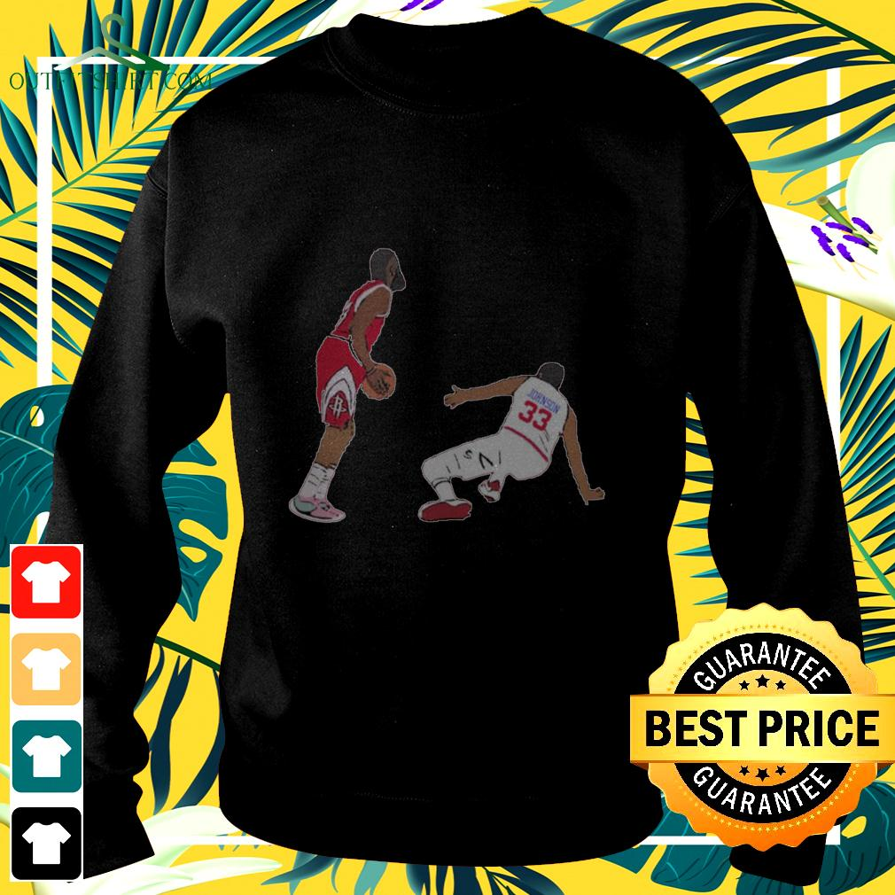 James Harden Houston Rockets the Crossover sweater