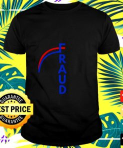 Joe Biden Fraud t-shirt