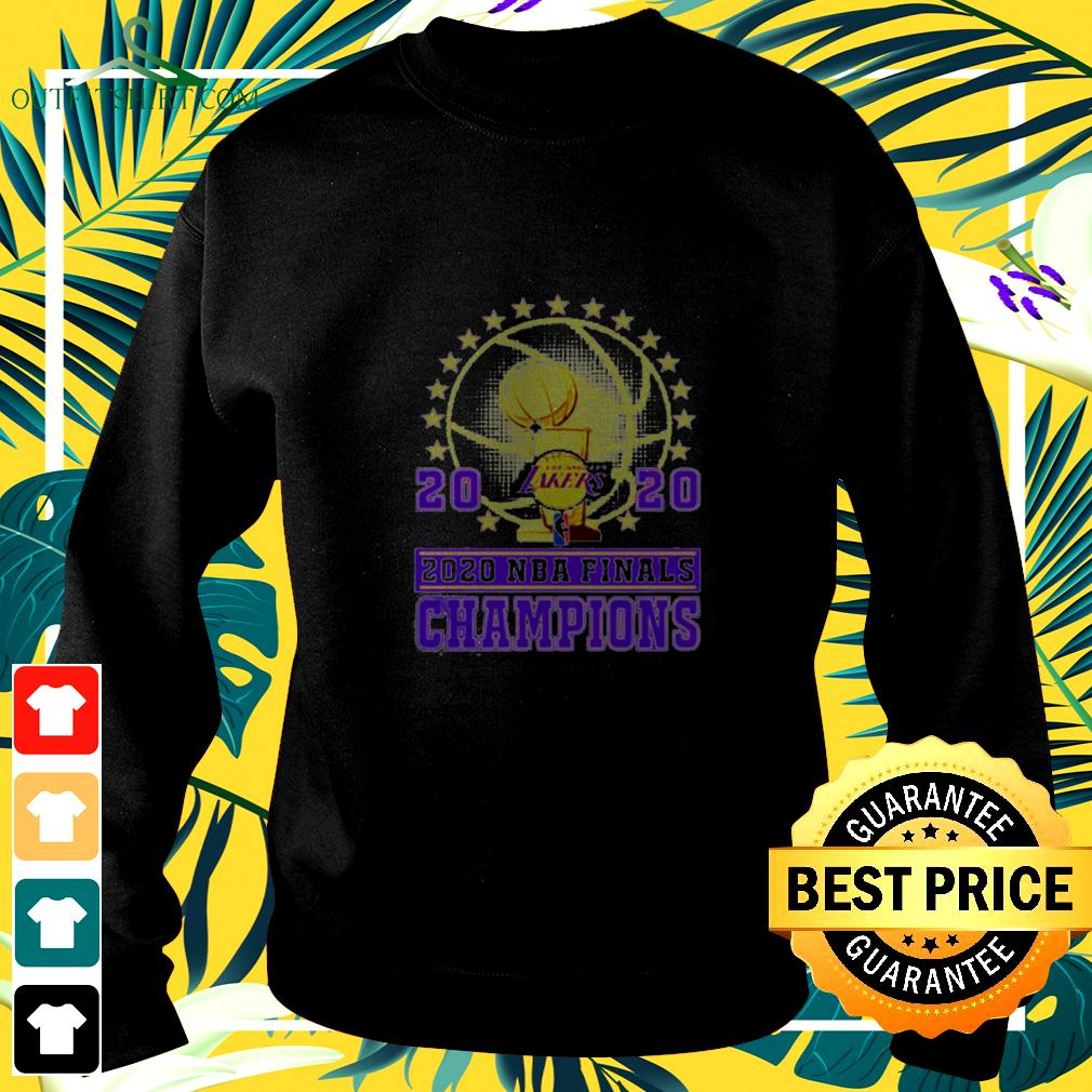 Angeles Lakers 2020 Nba Finals Champions sweater