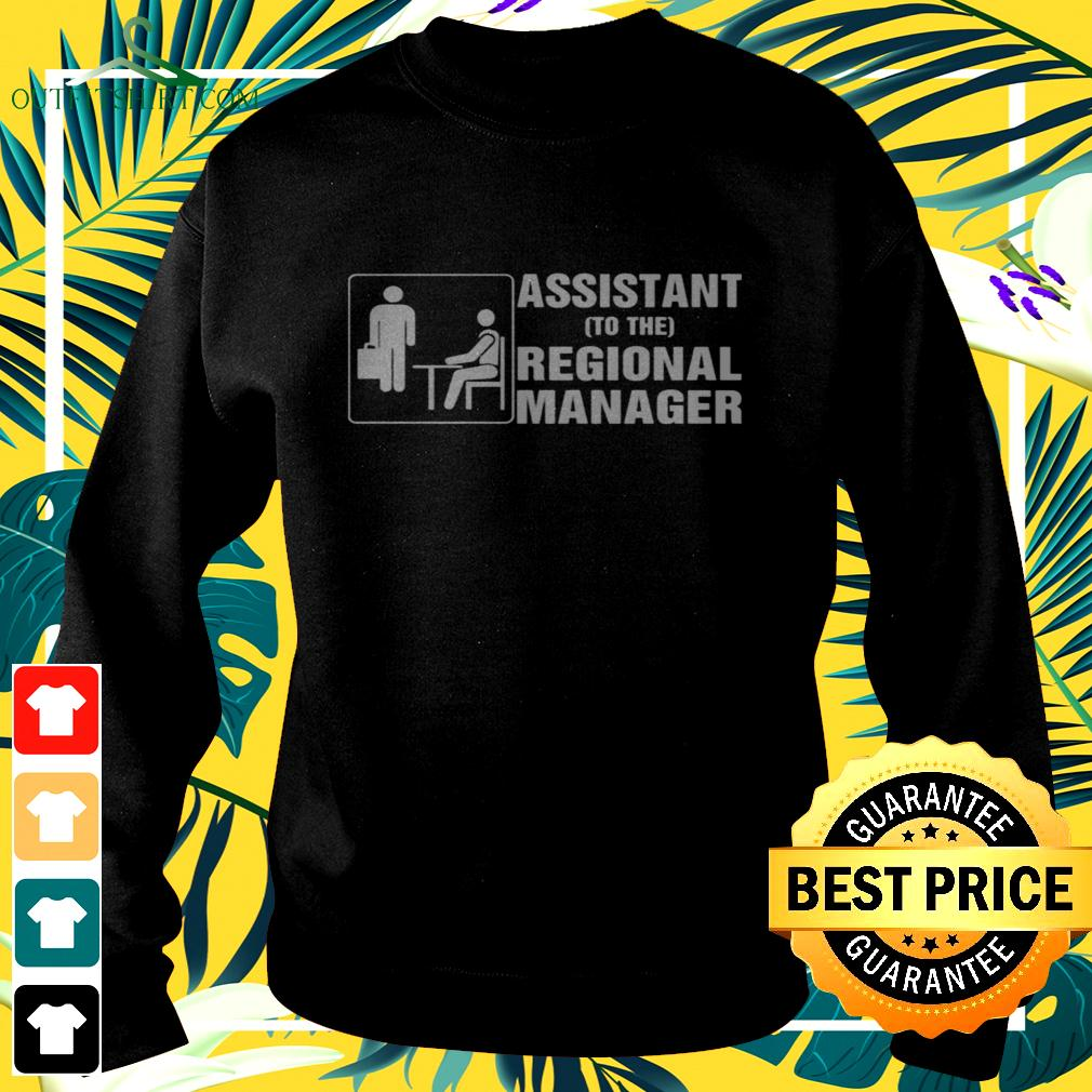 Assistant to the regional manager sweater