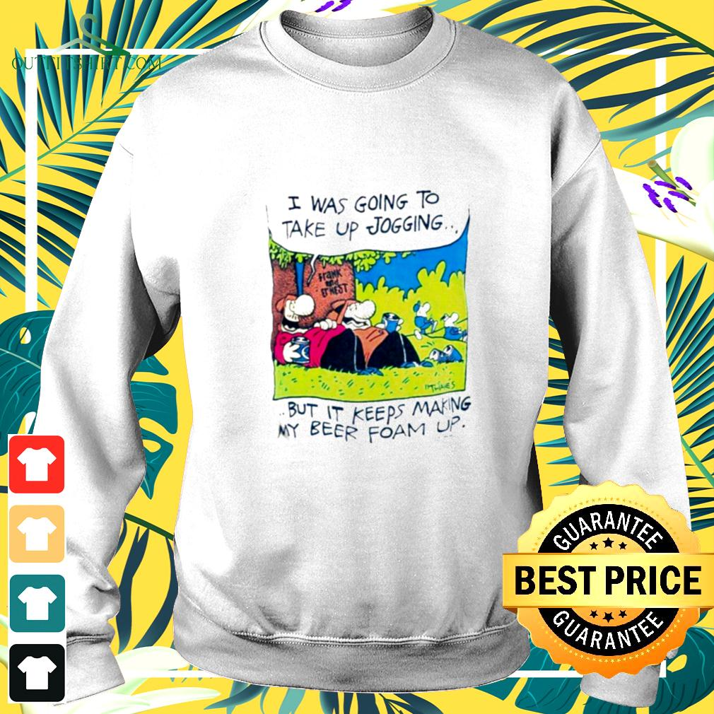 Frank and ernest comic sweater
