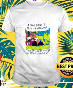 Frank and ernest comic t-shirt